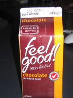 Feel Good Milk Carton