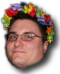 Mikal Crown of Flowers Hackergotchi