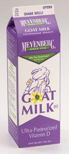 Meyenberg Goat's Milk